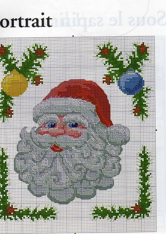 Дед мороз и снегурочка вяжем крючком